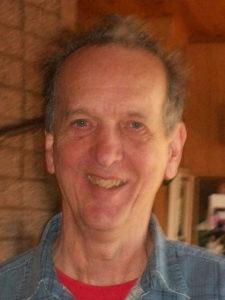 headshot of Allen Shearer, composer